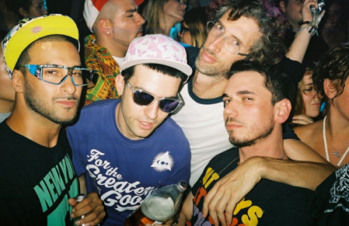 armand, a-trak, stretch and dj am